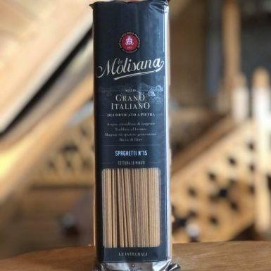Spaghetto Quadrato la Molisana n 15 - pełnoziarniste