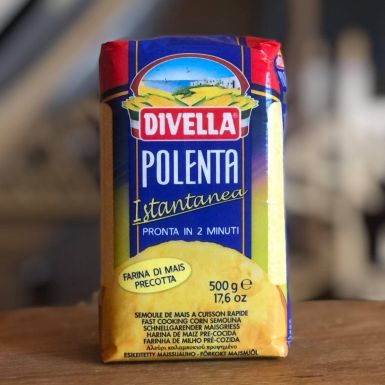 Włoska polenta Instantanea - Divella