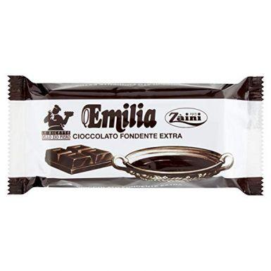 Blok z czekolady gorzkiej włoski