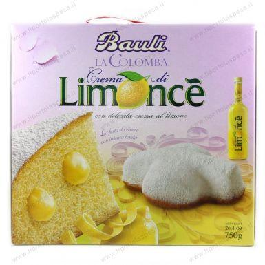 Bauli Pandoro Limonce - babka drożdżowa z likierem cytrynowym
