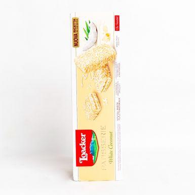 Włoskie wafelki kokosowe - Loacker