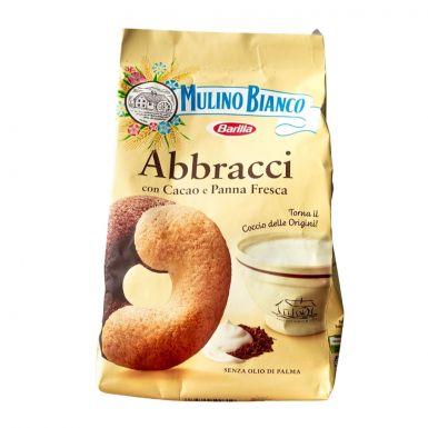 mulino bianco abbracci kakaowo mleczne ciastka