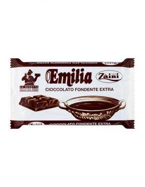 Włoski blok z czekolady gorzkiej - Emilia 400g