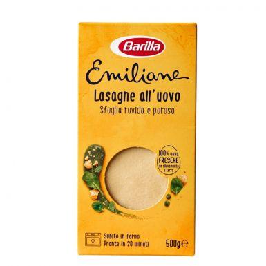 barilla makaron lasagne