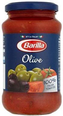 Włoski sos do makaronu z oliwkami - Barilla