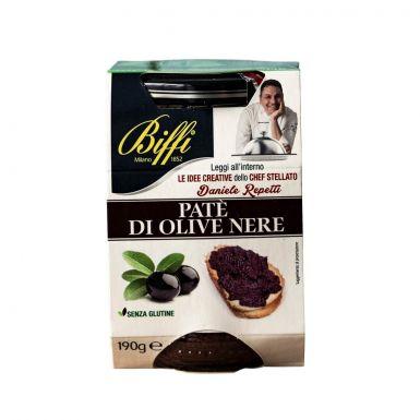 Pasta z oliwek bifi