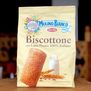 Włoskie ciasteczka kruche z cukrem, Biscottone - Mulino Bianco