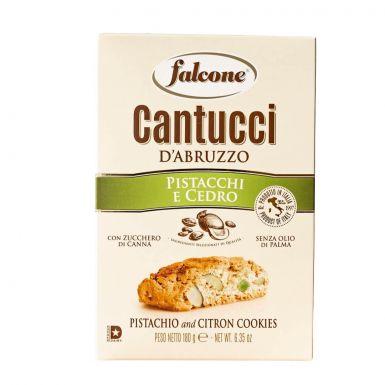 cantucci pistacjowe