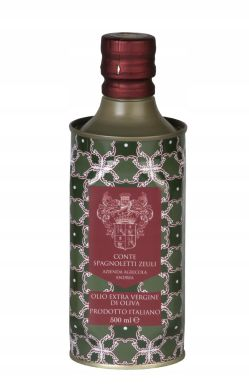 Włoska oliwa premium 500 ml Conte Spagnoletti Zeuli