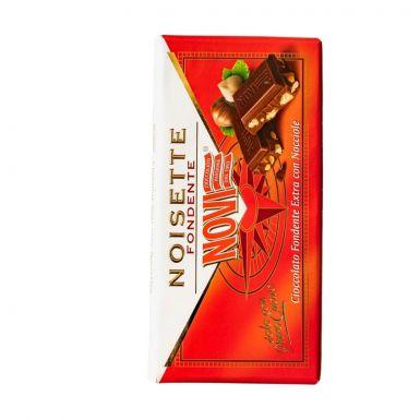 gorzka czekolada z rzechami