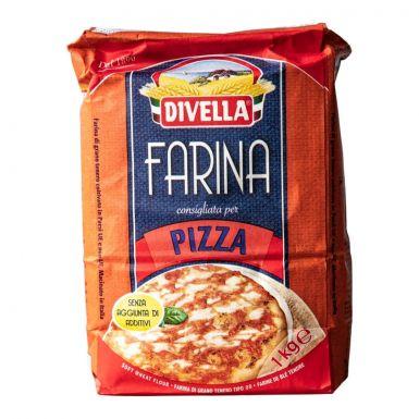 divella mąka na pizzę