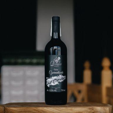 Wino czerwone Darius Rondo Regent, Polska