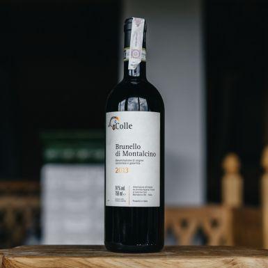 Wino czerwone Brunello Di Montalcino, Włochy