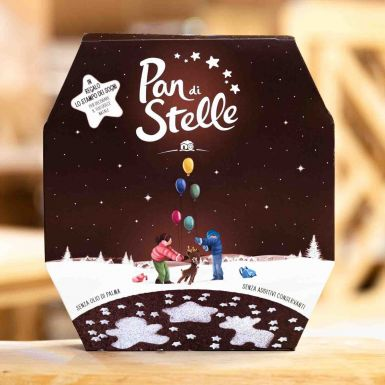 Włoska tarta czekoladowa - Pan Di Stelle
