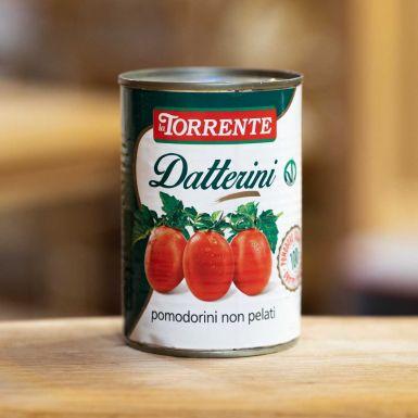 Datterini - pomidory koktajlowe w całości