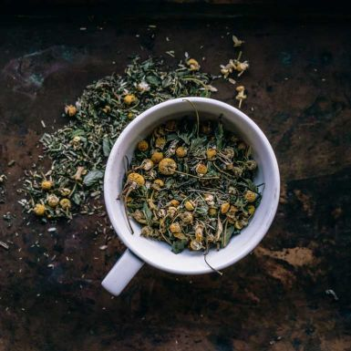 Herbata na żołądek