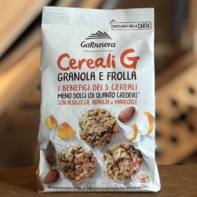 Włoskie ciasteczka pełnoziarniste - Galbusera