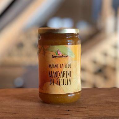 Włoska konfitura z mandarynek z Sycylii - Stammibene