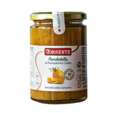 Włoskie zółte  pomidory koktajlowe - la Torrente