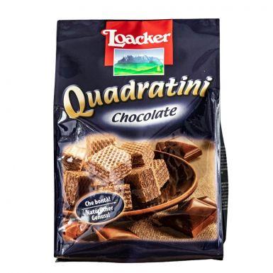 Loacker Quadratini czekoladowe