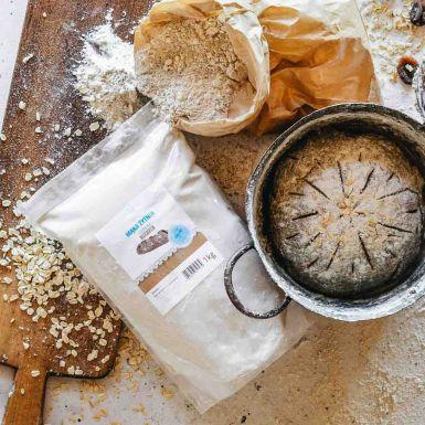 Mąka żytnia na chleb