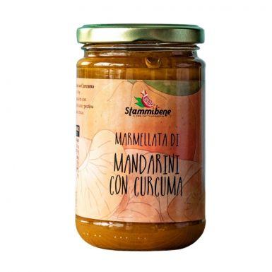 konfitura mandarynkowa z kurkumą