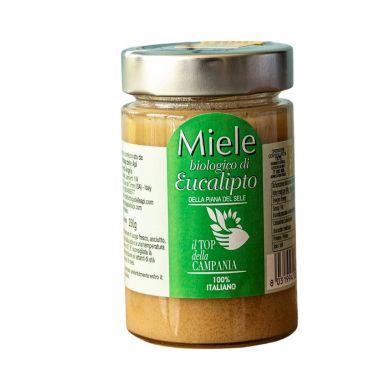 Miód z eukaliptusa Bio
