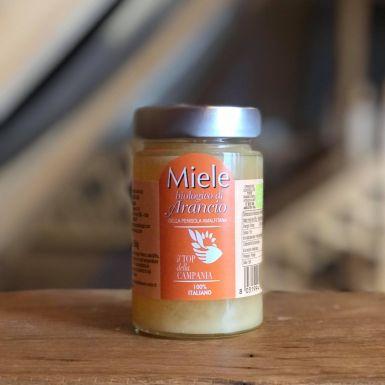 Miód pomarańczowy BIO