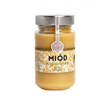 Miód rzepakowy 240 ml/315 gramów