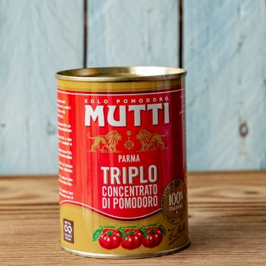 mutti koncentrat pomidorowy potrójny