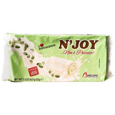 N'joy roladki pistacjowe