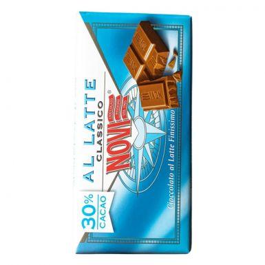 czekolada klasyczna mleczna novi