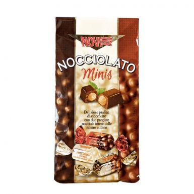 Novi orzechy laskowe w czekoladzie