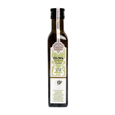 Oliwa ziołowa z czosnkiem