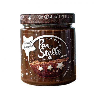 Pan di Stelle krem czekoladowy z ciasteczkami
