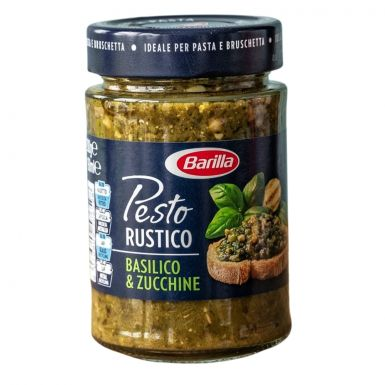 Pesto rustico basilico & zucchine