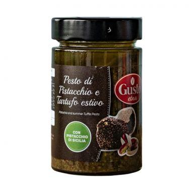 Pesto z pistacji z truflami