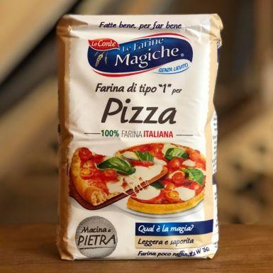 Włoska mąka do pizzy typ 1 - La Conte