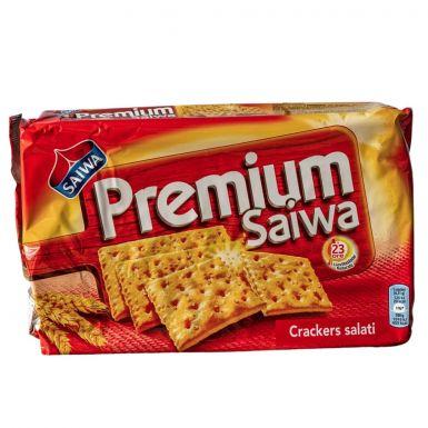 włoskie krakersy solone Premium Saiwa