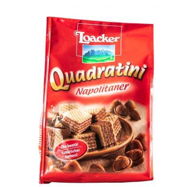 Loacker Quadratini orzechowe