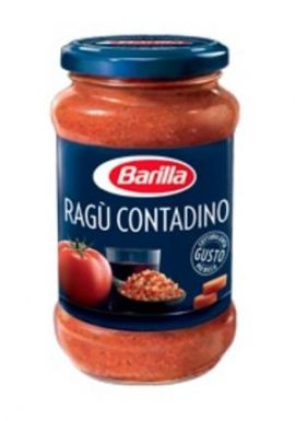 Włoski sos do makaronu Ragu Contadino - Barilla