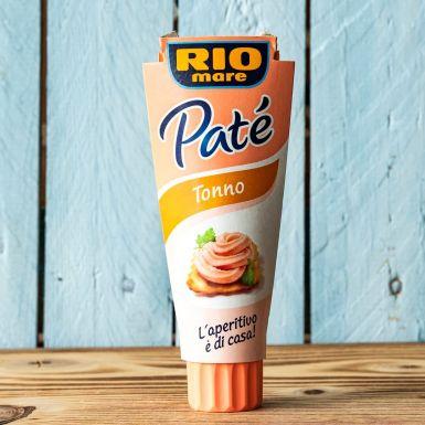 Pate Tono Rio Mare - pasta z łososia