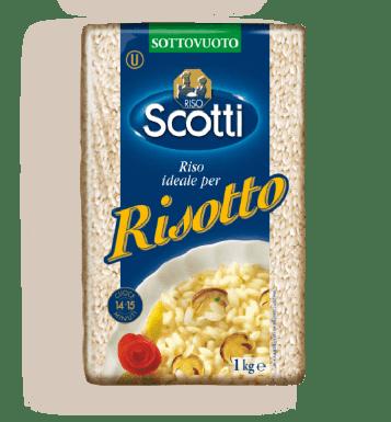 Włoski ryż do risotto Riso Scotti