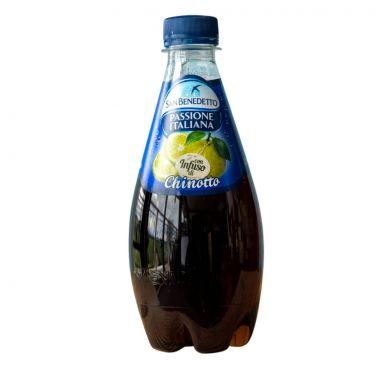SanBenedetto - lemoniada z gorzkiej cytryny