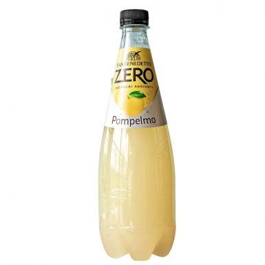 włoska lemoniada z białych grejfrutów bez cukru