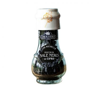 sól czarna w młynku