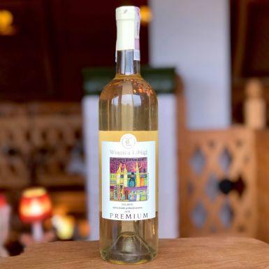 Wino białe Libiąż Solaris, Polska