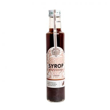 Syrop korzenny