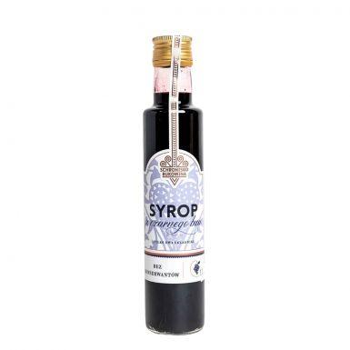 Syrop z czarnego bzu