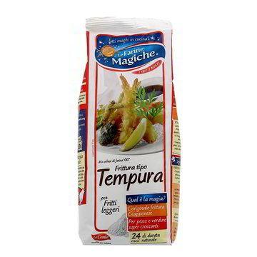 Friture Giapponesi tempura - La Farine Magiche